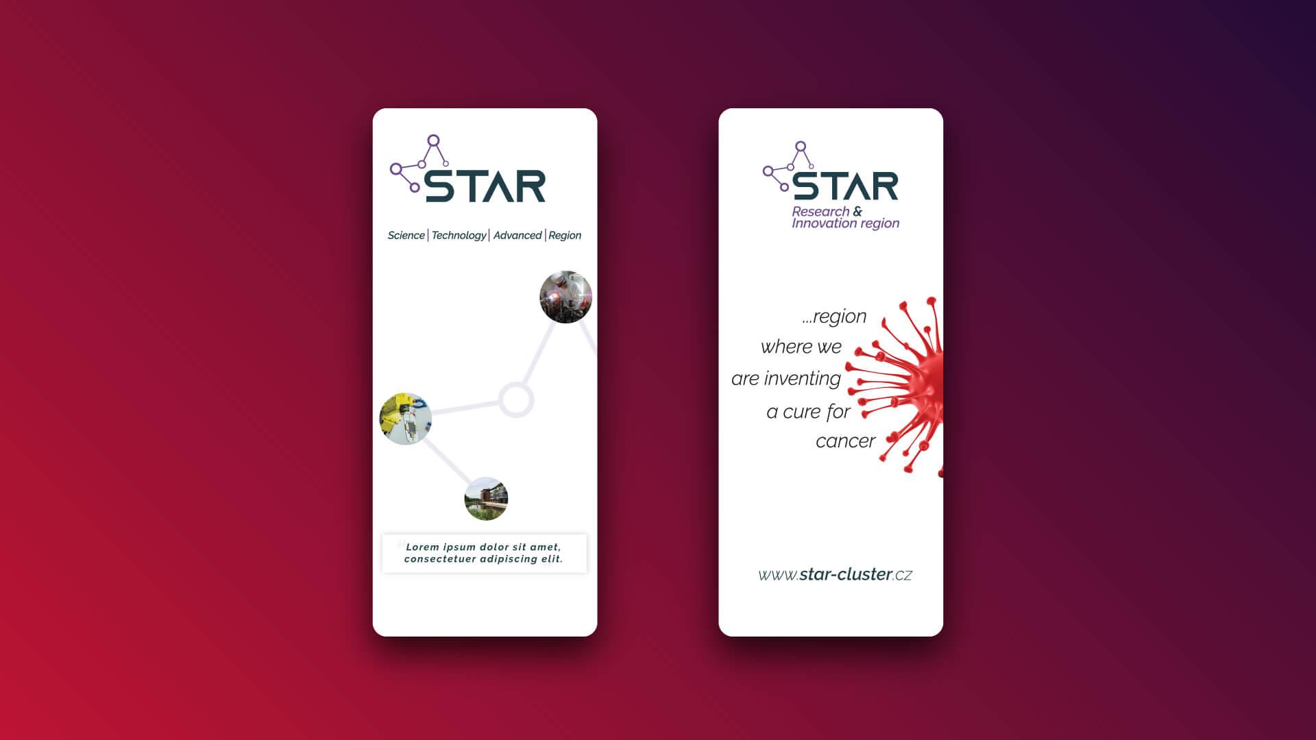 Dizajn rollupov pre STAR Cluster
