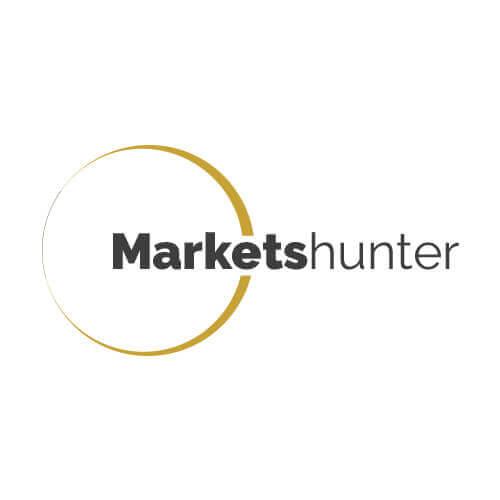 Vytvorenie loga a webdizajnu pre Marketshunter