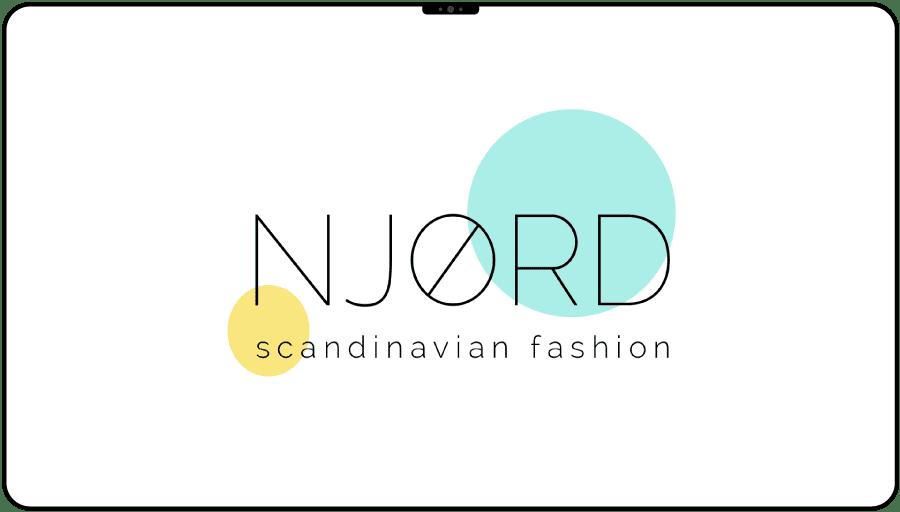 Tvorba loga a identity pre módnu minimalistickú značku oblečenia