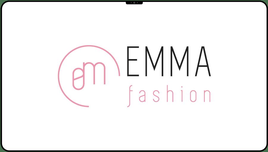 Tvorba loga pre módnu značku butiku